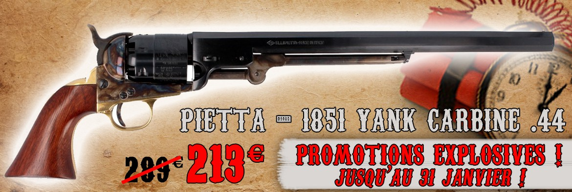 PROMOTIONS NAVY YANK CARBINE