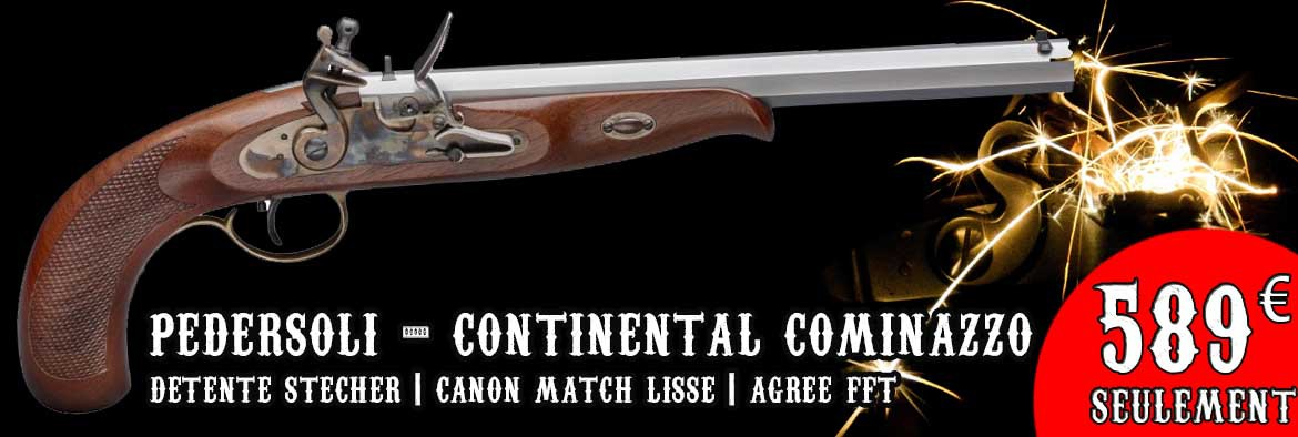 CONTINENTAL DUELING COMINAZZO 589€ seulement